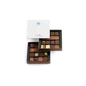 Ballotin de chocolats 260g