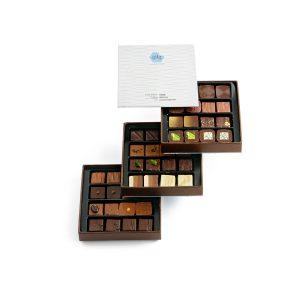 Ballotin de chocolats 390g