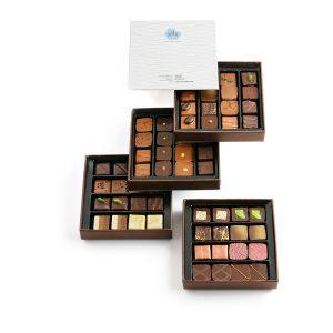 Ballotin de chocolats 520g