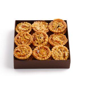 Tartelettes florentines