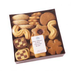 Petits Gâteaux de Noël moelleux-Wihnacht's Bredlas 250g