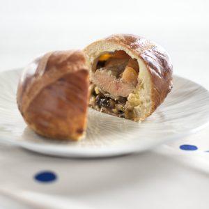 Cachotterie foie gras et berawecka