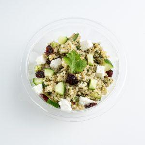 salade énergie au quinoa
