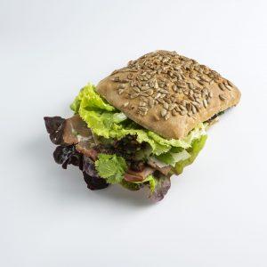 sandwich herbes folles