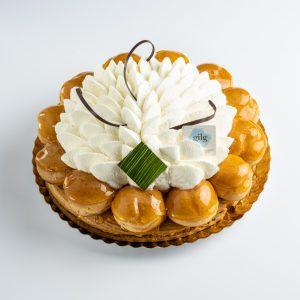 saint-honoré vanille 4/6/8 personnes