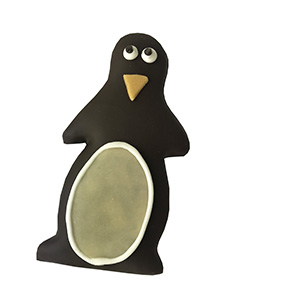 Pain d'épices pingouin